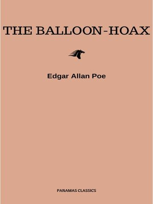 cover image of The Balloon-Hoax