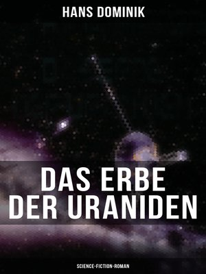 cover image of Das Erbe der Uraniden (Science-Fiction-Roman)