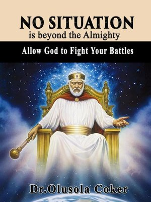 cover image of No Situation is beyond the Almighty