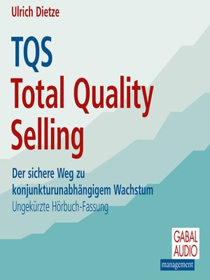cover image of TQS Total Quality Selling