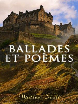 cover image of Ballades et poèmes