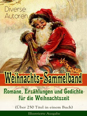 cover image of Weihnachts-Sammelband