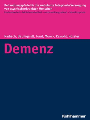 cover image of Demenz