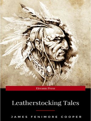 cover image of LEATHERSTOCKING TALES – Complete Series