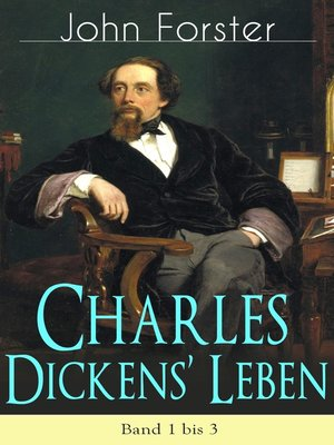 cover image of Charles Dickens' Leben