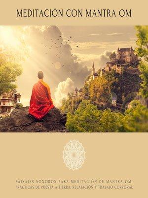 cover image of Meditación con Mantra Om