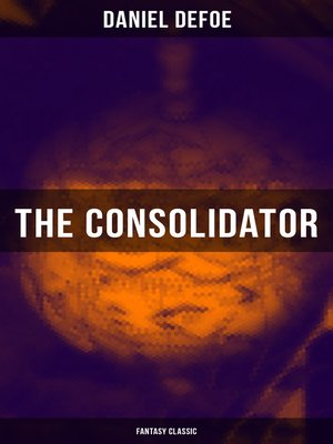 cover image of The Consolidator (Fantasy Classic)