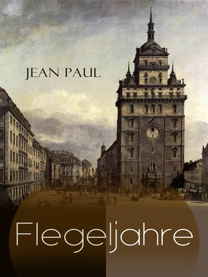 cover image of Flegeljahre