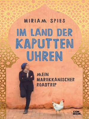 cover image of Im Land der kaputten Uhren