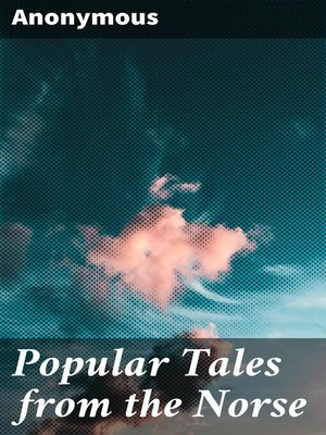 cover image of Popular Tales from the Norse
