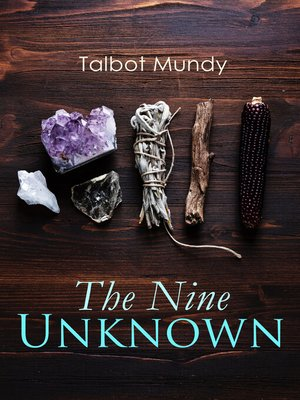 cover image of The Nine Unknown