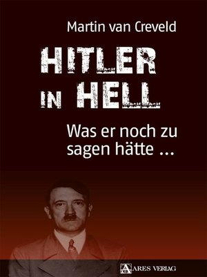 cover image of Hitler in Hell