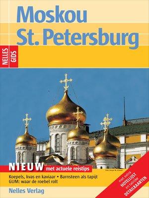 cover image of Nelles Gids Moskou--St. Petersburg