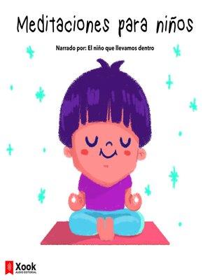 cover image of Meditaciones para niños