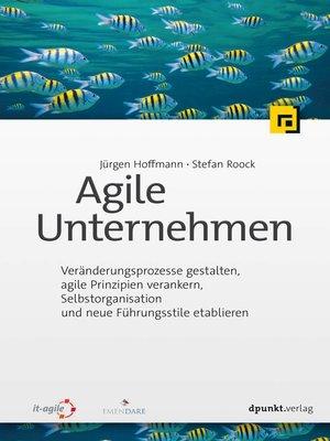 cover image of Agile Unternehmen