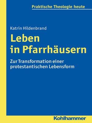 cover image of Leben in Pfarrhäusern