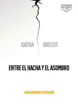 cover image of Kafka y Brecht