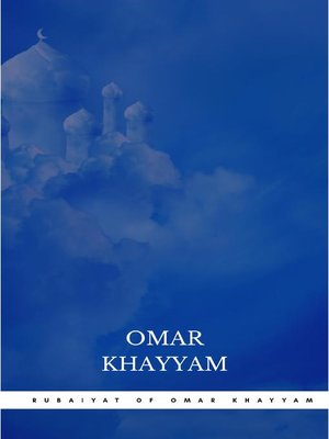 cover image of Rubaiyat of Omar Khayyam
