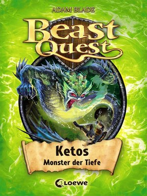 cover image of Beast Quest 53--Ketos, Monster der Tiefe