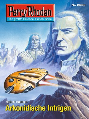 cover image of Perry Rhodan 2653