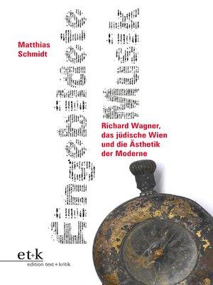cover image of Eingebildete Musik