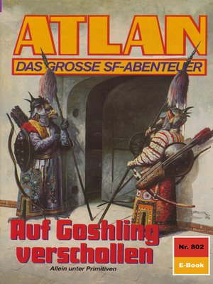 cover image of Atlan 802
