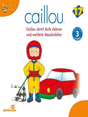 cover image of Caillou--Folgen 197-202
