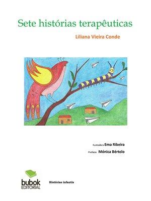 cover image of Sete histórias terapêuticas