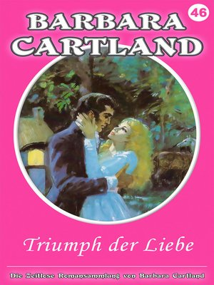 cover image of Triumph der Liebe