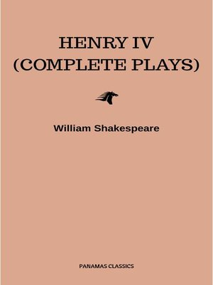 cover image of Henry IV (Complete Plays)
