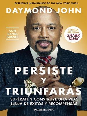 cover image of Persiste y triunfarás