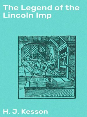 cover image of The Legend of the Lincoln Imp