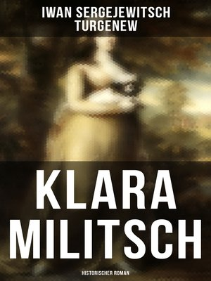 cover image of Klara Militsch
