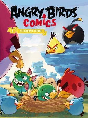 cover image of Angry Birds 5