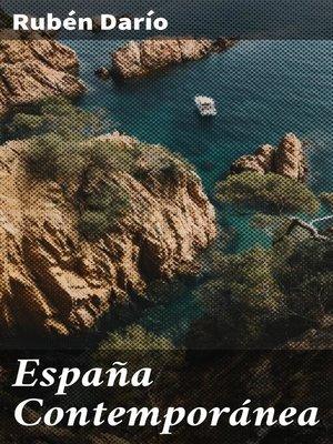 cover image of España Contemporánea