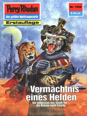 cover image of Perry Rhodan 1566