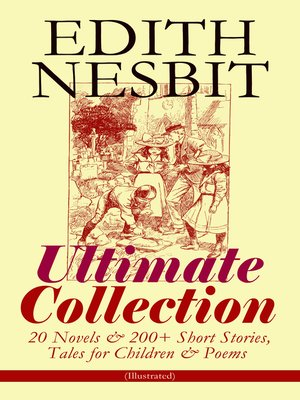 cover image of EDITH NESBIT Ultimate Collection