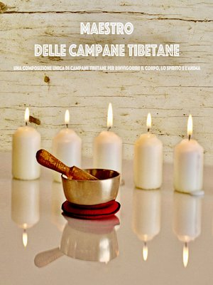 cover image of Maestro delle campane tibetane