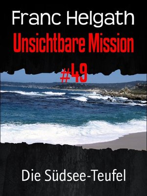 cover image of Unsichtbare Mission #49
