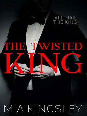cover image of The Twisted King