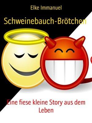 cover image of Schweinebauch-Brötchen