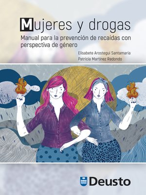 cover image of Mujeres y drogas