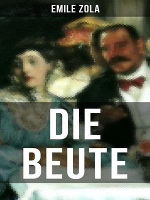 cover image of Die Beute