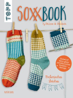 cover image of SoxxBook by Stine & Stitch
