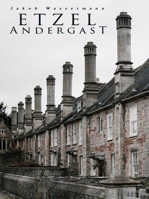 cover image of Etzel Andergast