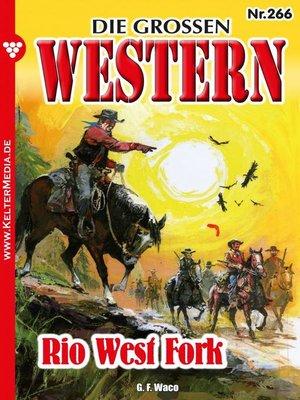 cover image of Die großen Western 266
