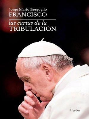 cover image of Las cartas de la tribulación