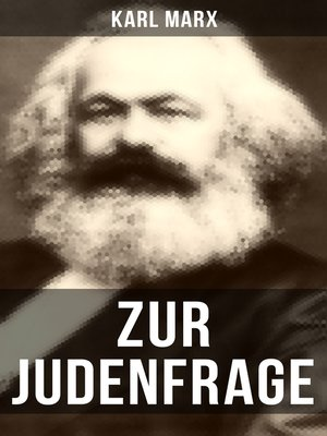 cover image of Zur Judenfrage