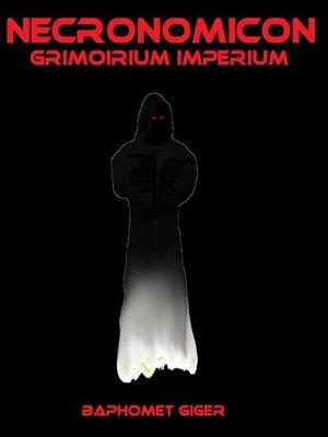 cover image of Necronomicon