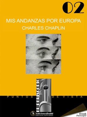 cover image of Mis andanzas por Europa